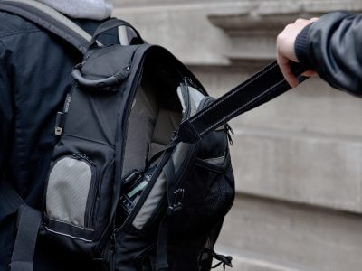Security Tips For Theft, Robbery, Loss Of Photographic Equipment